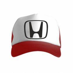 Детская кепка-тракер Honda Logo