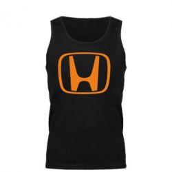 Мужская майка Honda Logo - FatLine