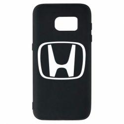 Чехол для Samsung S7 Honda Logo
