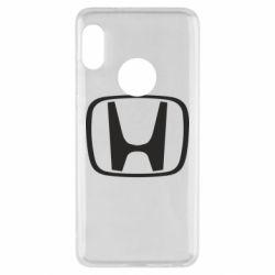 Чохол для Xiaomi Redmi Note 5 Honda Logo