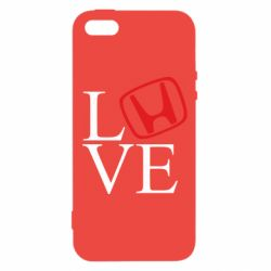 Чехол для iPhone5/5S/SE Honda LOve - FatLine