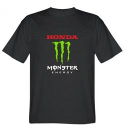 Футболка Honda Monster Energy