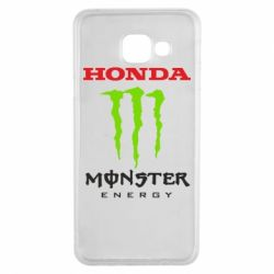Чехол для Samsung A3 2016 Honda Monster Energy
