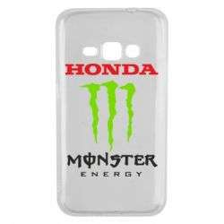 Чехол для Samsung J1 2016 Honda Monster Energy