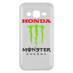 Чехол для Samsung J2 2015 Honda Monster Energy