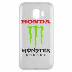 Чехол для Samsung J2 2018 Honda Monster Energy