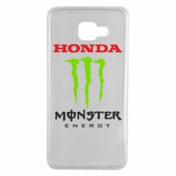 Чехол для Samsung A7 2016 Honda Monster Energy