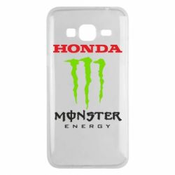 Чехол для Samsung J3 2016 Honda Monster Energy