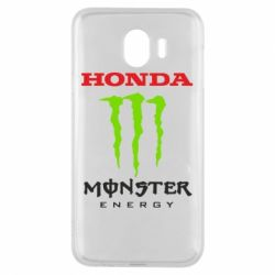 Чехол для Samsung J4 Honda Monster Energy