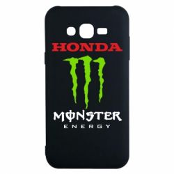 Чехол для Samsung J7 2015 Honda Monster Energy