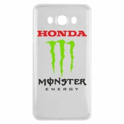 Чехол для Samsung J7 2016 Honda Monster Energy