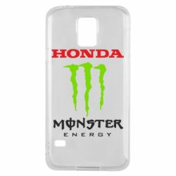 Чехол для Samsung S5 Honda Monster Energy