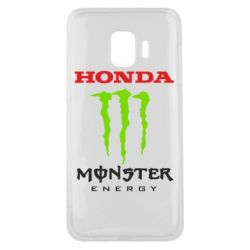 Чехол для Samsung J2 Core Honda Monster Energy