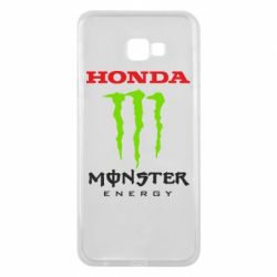 Чехол для Samsung J4 Plus 2018 Honda Monster Energy