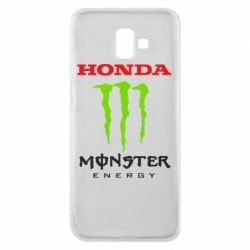 Чехол для Samsung J6 Plus 2018 Honda Monster Energy