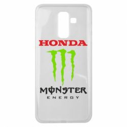 Чехол для Samsung J8 2018 Honda Monster Energy