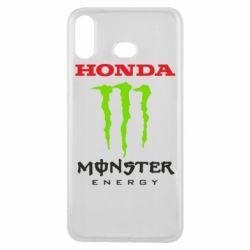 Чехол для Samsung A6s Honda Monster Energy