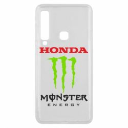 Чехол для Samsung A9 2018 Honda Monster Energy
