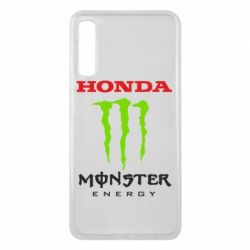 Чехол для Samsung A7 2018 Honda Monster Energy