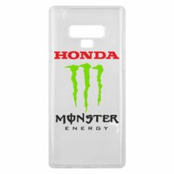Чехол для Samsung Note 9 Honda Monster Energy