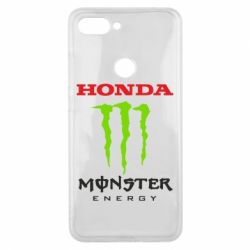 Чехол для Xiaomi Mi8 Lite Honda Monster Energy