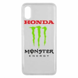 Чехол для Xiaomi Mi8 Pro Honda Monster Energy