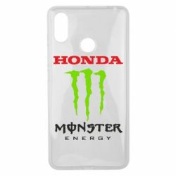 Чехол для Xiaomi Mi Max 3 Honda Monster Energy