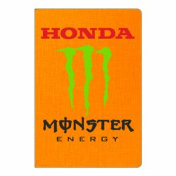 Блокнот А5 Honda Monster Energy