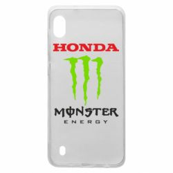Чехол для Samsung A10 Honda Monster Energy
