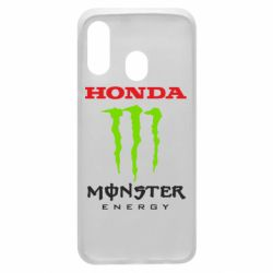 Чехол для Samsung A40 Honda Monster Energy