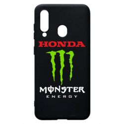 Чехол для Samsung A60 Honda Monster Energy