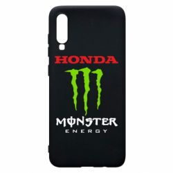 Чехол для Samsung A70 Honda Monster Energy