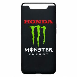 Чехол для Samsung A80 Honda Monster Energy
