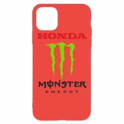 Чехол для iPhone 11 Pro Honda Monster Energy