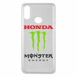 Чехол для Samsung A10s Honda Monster Energy