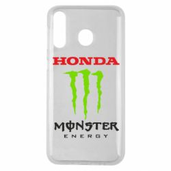 Чехол для Samsung M30 Honda Monster Energy