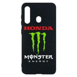 Чехол для Samsung M40 Honda Monster Energy