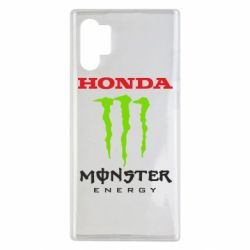 Чехол для Samsung Note 10 Plus Honda Monster Energy