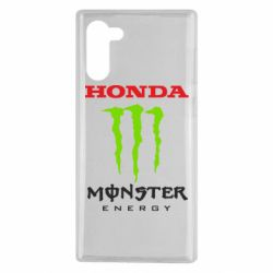 Чехол для Samsung Note 10 Honda Monster Energy