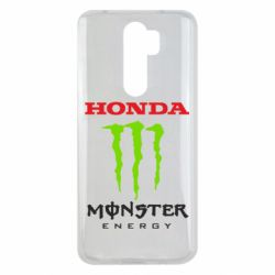 Чехол для Xiaomi Redmi Note 8 Pro Honda Monster Energy
