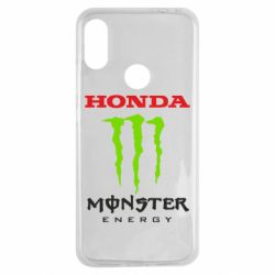 Чехол для Xiaomi Redmi Note 7 Honda Monster Energy