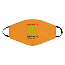 Маска для обличчя Honda Monster Energy