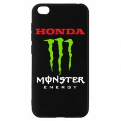 Чехол для Xiaomi Redmi Go Honda Monster Energy