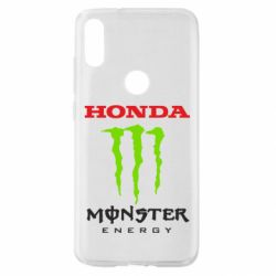 Чехол для Xiaomi Mi Play Honda Monster Energy