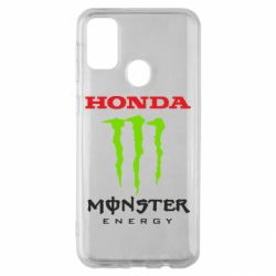 Чехол для Samsung M30s Honda Monster Energy
