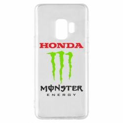 Чехол для Samsung S9 Honda Monster Energy