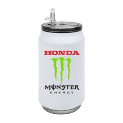 Термобанка 350ml Honda Monster Energy