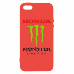 Чехол для iPhone5/5S/SE Honda Monster Energy