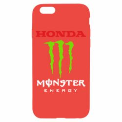 Чехол для iPhone 6/6S Honda Monster Energy
