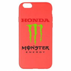 Чехол для iPhone 6 Plus/6S Plus Honda Monster Energy